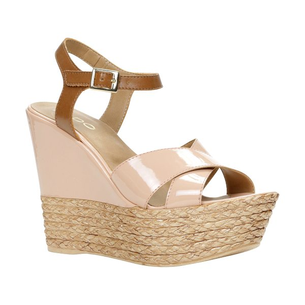 ALDO Frirwen sandals in bone misc. - Complete your fashion ensembles, day or night, with...