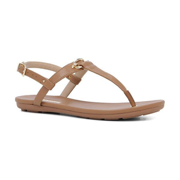 ALDO Gaella in natural - The sandal that fits to the T. This is the pair your...