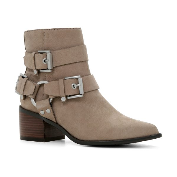 ALDO Genn boots in taupe - Let yourself get inspired by these modern and edgy...