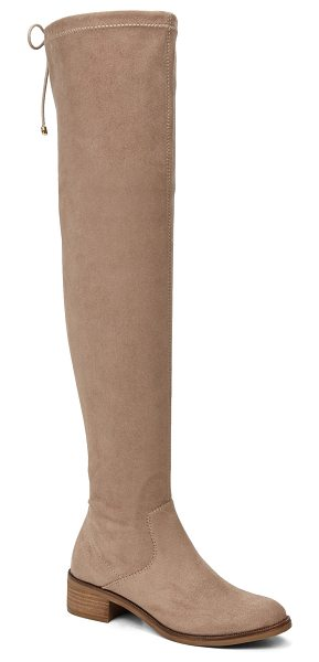 ALDO Gerama in taupe - Rustic chic gets a thigh-high silhouette. For those who...