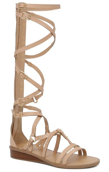 ALDO Gladia in bone - Pretty on the beach. Prettier on the boardwalk. This...