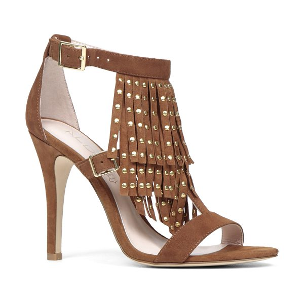 ALDO Glelian sandals in cognac - These sandals are a fun addition to any summer wardrobe....
