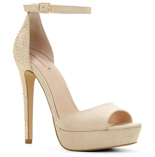 ALDO Glelin in bone - You'll make quite an entrance with these stunning...