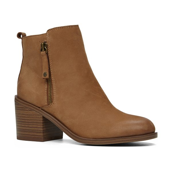 ALDO Goidia in camel - Everyday boots for the casual lady who likes to keep...