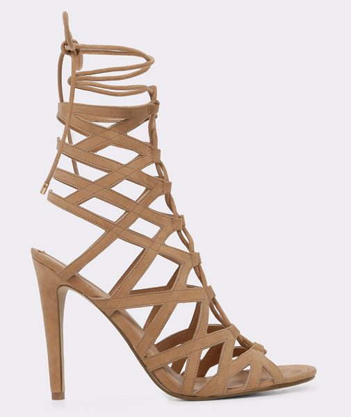 ALDO Goude in cognac - The ultimate night-on-the-town shoe. A striking...