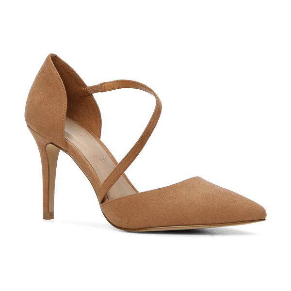 ALDO Gratia in natural - Be red-carpet ready in no time. This classic stiletto is...