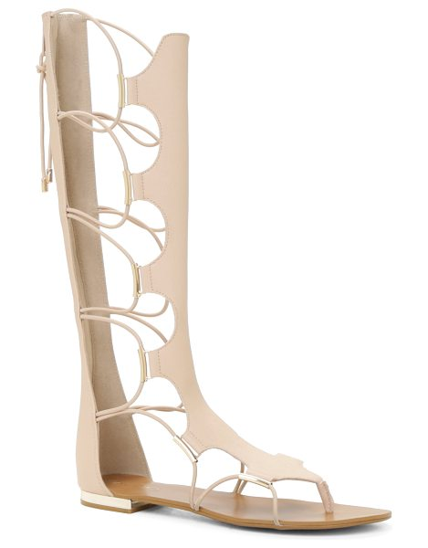 ALDO Grelari-U in bone - Dress up your everyday casual look with these stunning...