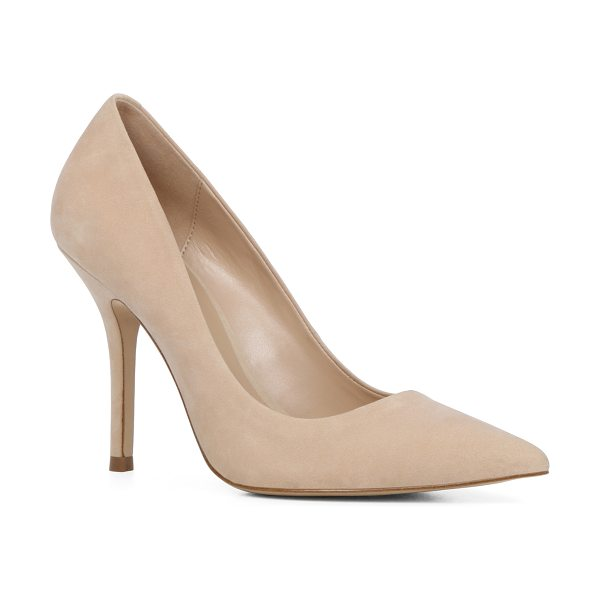 ALDO Haollan in bone nubuck - Dress up your favorite jeans or pencil skirt with these...
