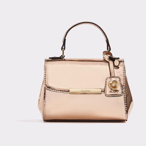 ALDO Inloving in pink - Sophisticated and playful, this satchel is suitable for...