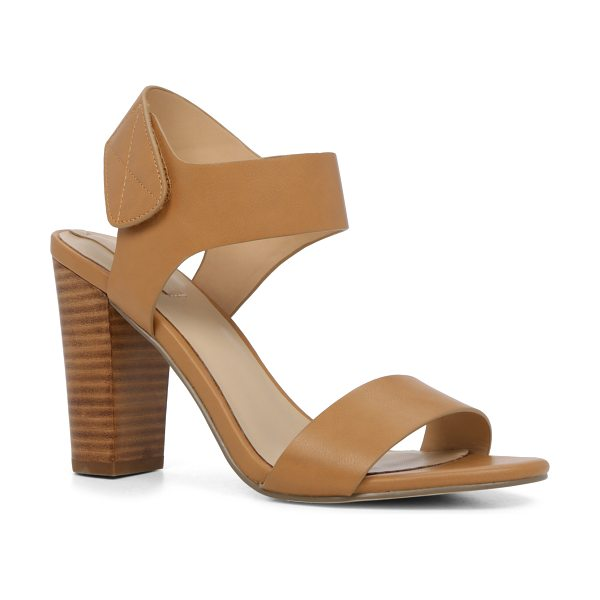 ALDO Istrago-U in cognac - The sandal that makes steps toward sunny days with bold...