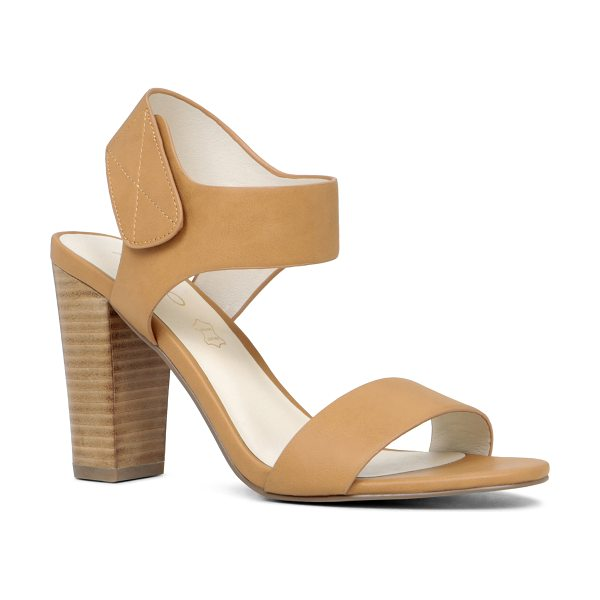 ALDO Istrago sandals in cognac