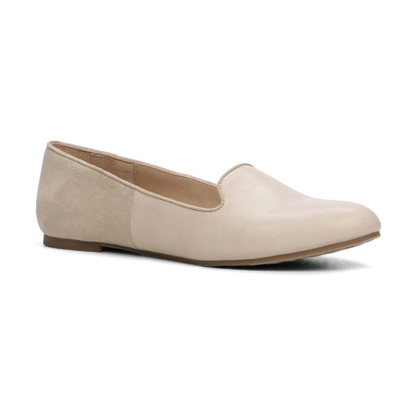 ALDO Kaami in bone - Slip away from boring ballet flats and into this sleek...