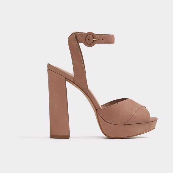 ALDO Kalissi in beige - Make an entrance in this '70s disco inspired (sky) high...