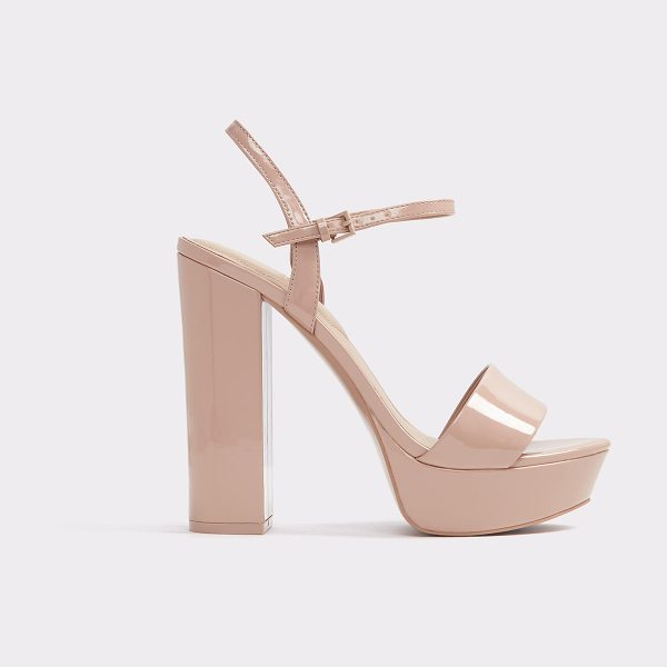 ALDO Kandie in light pink - Make an entrance in this '70s disco inspired (sky) high...