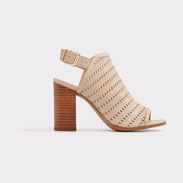 ALDO Kedeillan in bone - A cut above-this leather shootie takes boho style to new...
