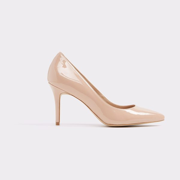 ALDO Kediredda in light pink - A timeless pump set on a stiletto heel. File yours under...