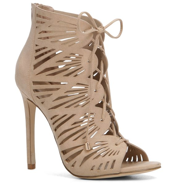 ALDO Lassie in bone - Lace gives a boho edge to anything, even the most...