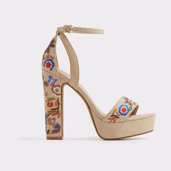 ALDO Laumea in bone - Exude free-spirit style in these stunning '70s-inspired...