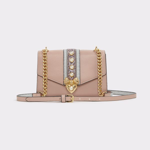 ALDO Lebovits in light pink - A cross body handbag is a must for every girls night...