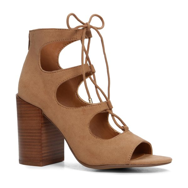 ALDO Legarewiel in camel - A fun shoe is all you need to ditch wardrobe ennui. This...