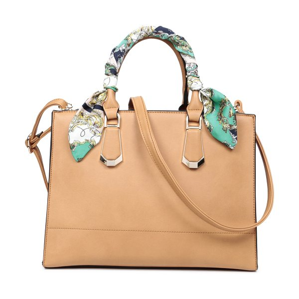 ALDO Lovan tote in beige/taupe - Complement your favorite dress outfits with this classic...