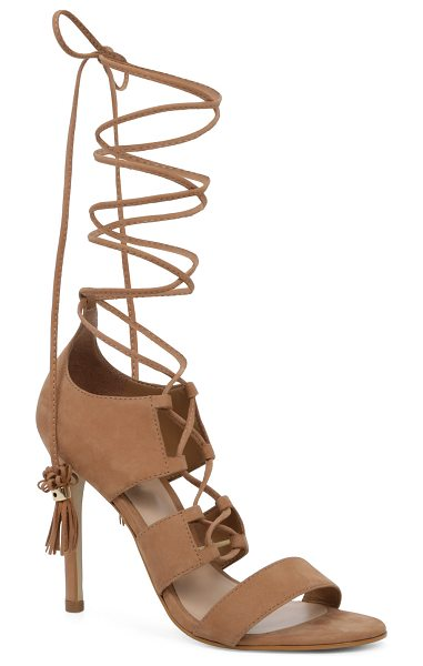 ALDO Marys in cognac - Gorgeous tassels add to the visual appeal of this modern...