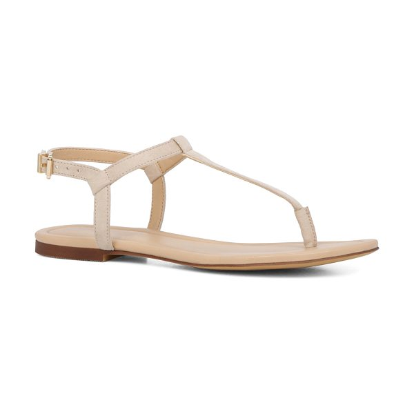 ALDO Matsu in bone - Minimal meets the thong. Delicate straps add visual...