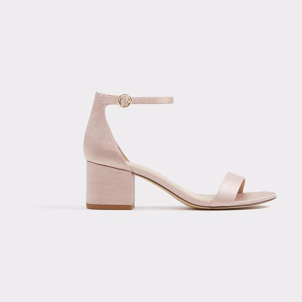 ALDO Mellisa in pink - Channel modern sophistication with ease in this...