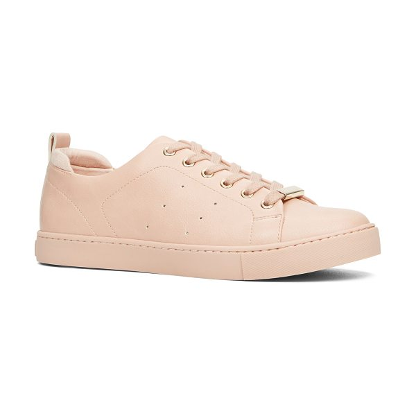 ALDO Merane in light pink - Athletic-chic starts with the perfect kicks in tonal...