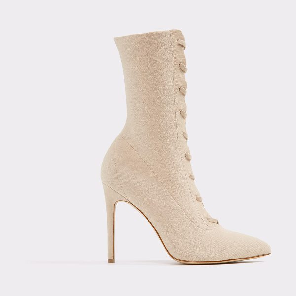 ALDO Miassa in bone - Fierce, fabulous and fit-to-be-tied, these lace up...