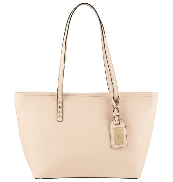 ALDO Milroy shoulder bag in pink/purple - Wear this simple yet trendy tote with your floral skinny...