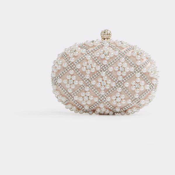 ALDO Mulluca - An ornate minaudière with princess-worthy appeal is all...