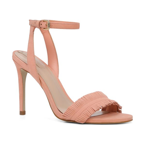 ALDO Neila in light pink - A refined, classy silhouette would only need a fringe to...