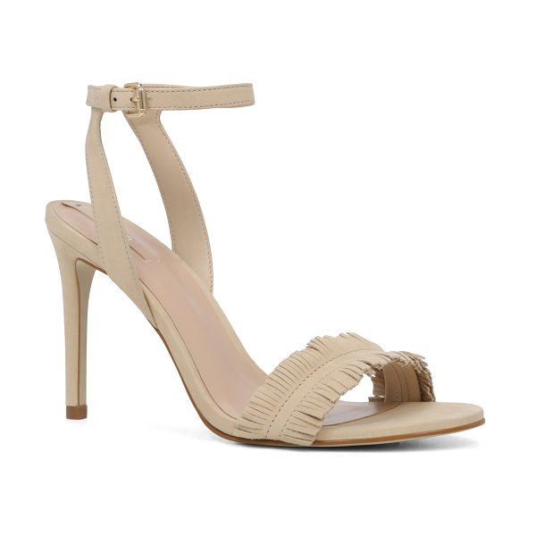 ALDO Neila in bone nubuck - A refined, classy silhouette would only need a fringe to...