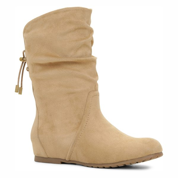 ALDO Neria boots in natural