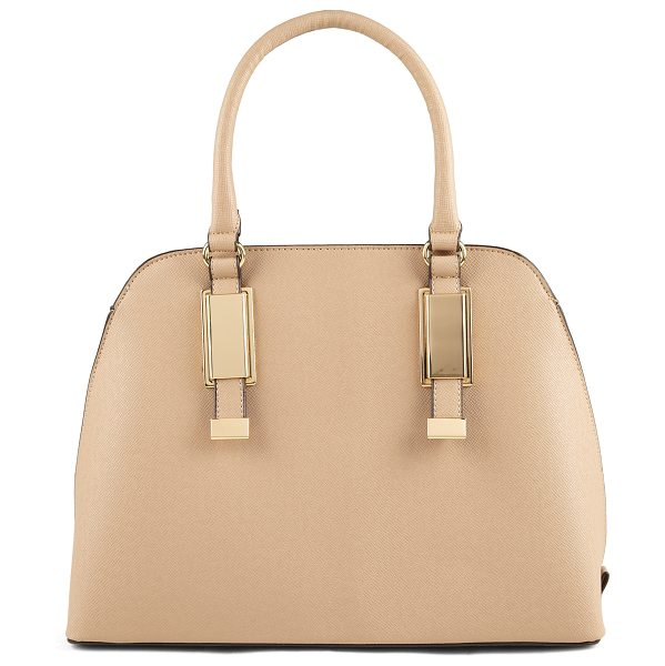 ALDO Nerine tote in beige/taupe - Carry your look from day to night with this elegant and...