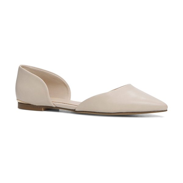 ALDO Neroli in bone - A classy take on the basic ballet flat. This is what you...