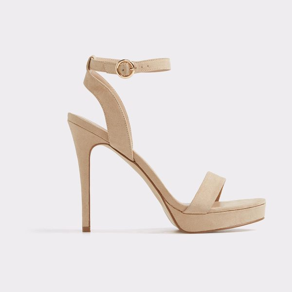 ALDO Nyderralla in ice - Sleek, sexy and made for any occasion, platforms lend an...