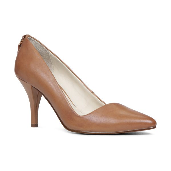 ALDO Nydiven pumps in cognac - As you're walking around town, everyone will notice...