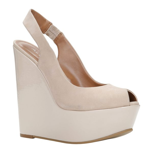 ALDO Nydoresen sandals in beige/taupe - Transform a flowy dress or tunic with these fabulous...