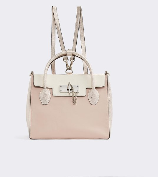ALDO Onalilla in light pink - Our top handle satchel has strong lines and beautiful...
