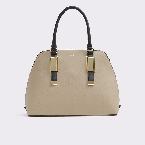 ALDO Outline in bone - A retro silhouette makes this satchel the perfect...