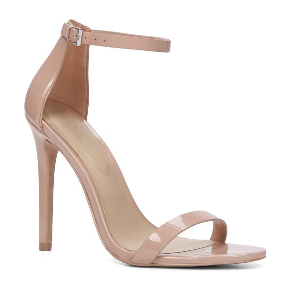 ALDO Polesia in light pink - Simple-made-sexy sandal lends understated elegance....