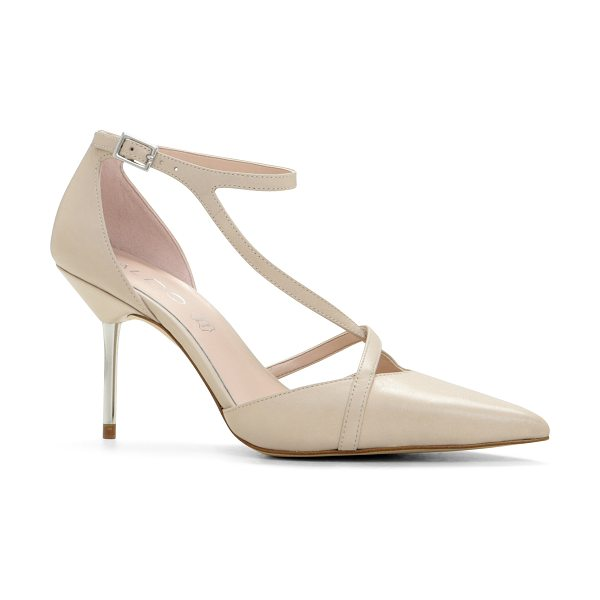 ALDO Polyakov pumps - Ankle strap. - Single sole. - Pointy toe. - Heel Height:...