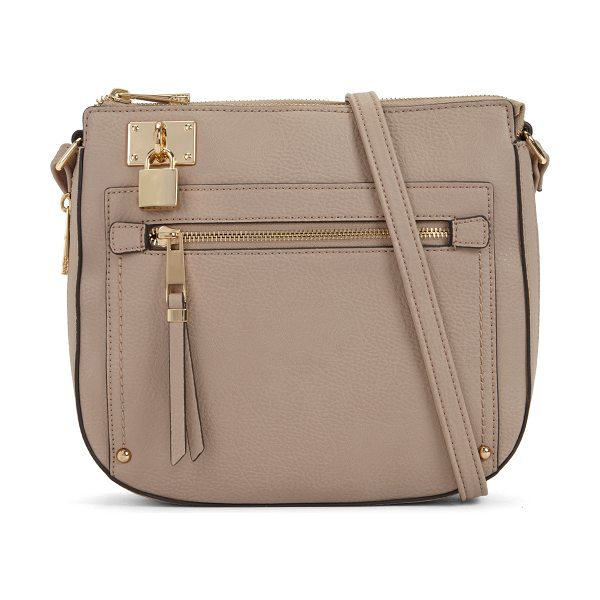 ALDO Prareng in taupe - The little black dress of cross-body purses, this little...