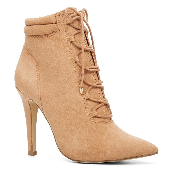 ALDO Puertosuarez - We added some rugged detailing to this oh-so-chic bootie...