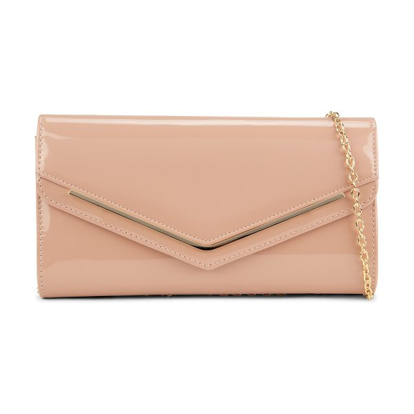 ALDO Ricley clutch in pink/purple - For your next evening out, pick a clutch that's all...