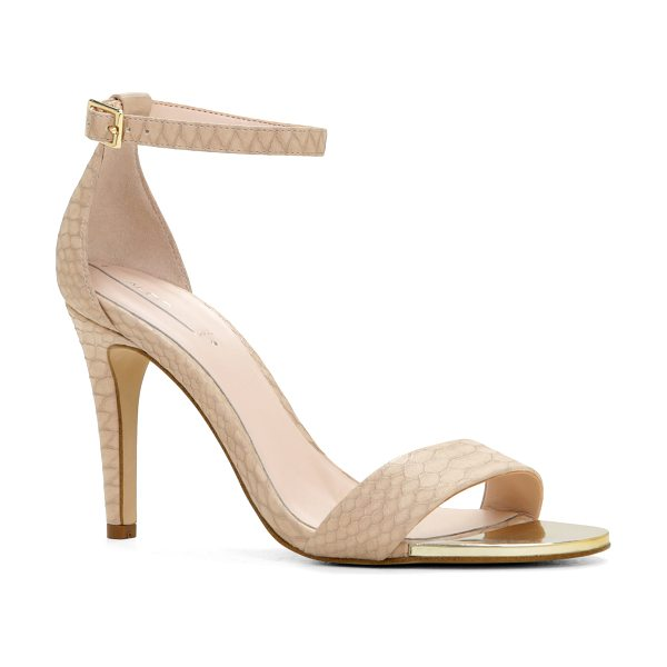 ALDO Ridia sandals in bone - Start summer off on the right foot with these...