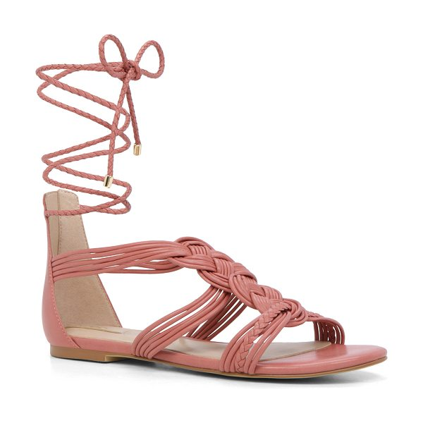 ALDO Rosania - Tie down the spirit of summer a flirty lace-up sandals....
