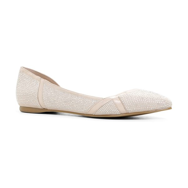 ALDO Rosee in bone - These d'Orsay ballerinas are a feminine and polished...